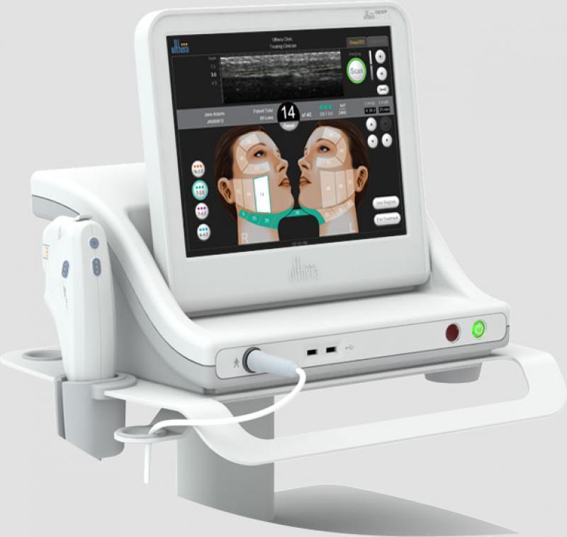 Ultherphy Düsseldorf - Präzise Ultraschallbehandlung mit patentierter Technologie